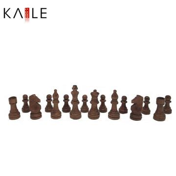 Juego de ajedrez promocional multijugador de alta calidad para el club