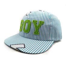 china factory bright color applique logo cute snapback cap