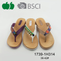 Hot Selling Women New Style Flat Summer Flip Flop