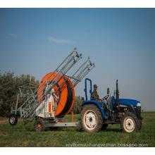 Intelligent Control hose reel irrigation boom model