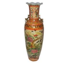 Vase en porcelaine Satsuma