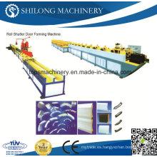 L Stud de ángulo y pistas de acero ligero Keel Roll formando la máquina
