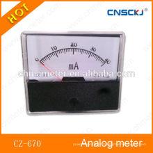 Medidor de painel digital de tensão AC CZ-670