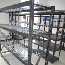 Hot selling Multi-level Shelving Solution/welding industrial rack