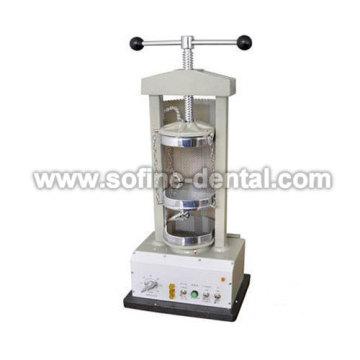 Polymerizer de presión automático