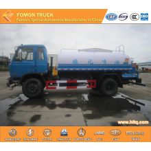 Dongfeng 4x2 stainless steel water transportation truck