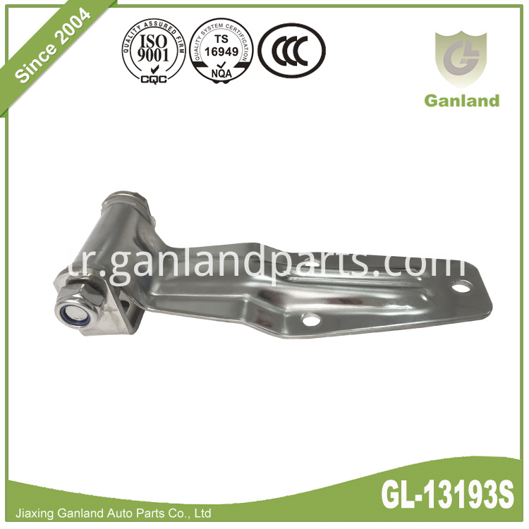Stainless Steel Polished Hinge 13193S-3
