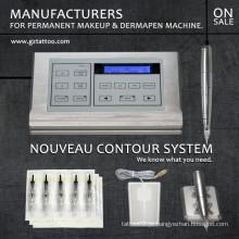 Profissional Nouveau Contour tatuagem máquina de maquiagem permanente