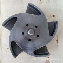 Titânio / aço de liga / impulsor 6 * 4-13 da bomba de Durco do aço carbono