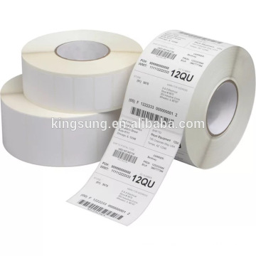 4X6 Thermal Transfer Direct Thermal Labels
