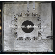 Luwei Frit Melting Electric Furnace for Glass/Gold/Precious metals with EXW Price