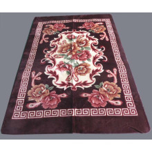Beste Qualität 100% Polyester bedruckte Teppiche