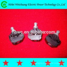Alta qualidade isolamento Piercing conectores /electric encaixe poder