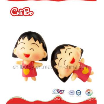 Мини безопасный материал Прекрасные игрушки виниловые Chi-Bi Maruko (CB-VT018-Y)
