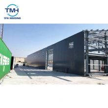 Top Quality Painting Steel Building Prefab House