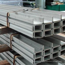 AISI ASTM DIN En etc 316L Stainless Steel Channel Bar