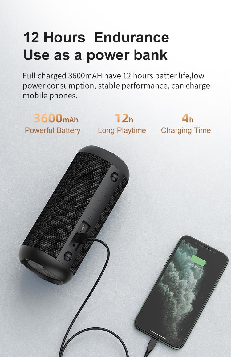 Bd18 Bluetooth Speaker 6