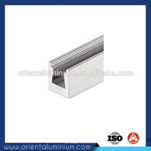 Preço razoável levou perfil de alumínio para levou tira