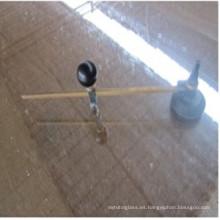Cortador de vidrio redondo para herramientas de corte