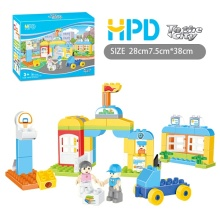 81 Pieces Educational Toys Building Blocks Set