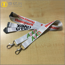 polyester material branded lanyards in Shenzhen