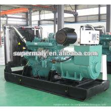 CE genehmigt Cummins Motor / Weichai Motor 200kw Diesel Generator Preis