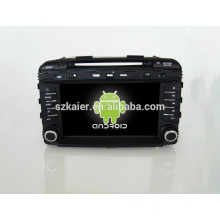 FACTORY!car dvd player with mirror link/DVR/TPMS/OBD2 for 8 inch 4.4 Android system Sorento 2015