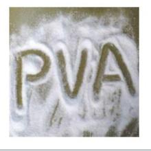 Weißes Pulver 99,5% Min Polivinylalkohol / PVA (CAS: 9002-89-5) für Landwirtschaftsgüte