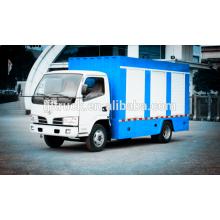 4X2 unidad Dongfeng camión de tratamiento de aguas residuales / camión de eliminación de aguas residuales / camión de eliminación de aguas residuales