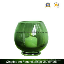 Round Hurricane Vase Bubble Ball for Candle Supplier