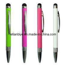 Элегантное электронное перо шариковая ручка для леди (LT-Y134)