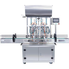 Máquina de enchimento de garrafas de líquido