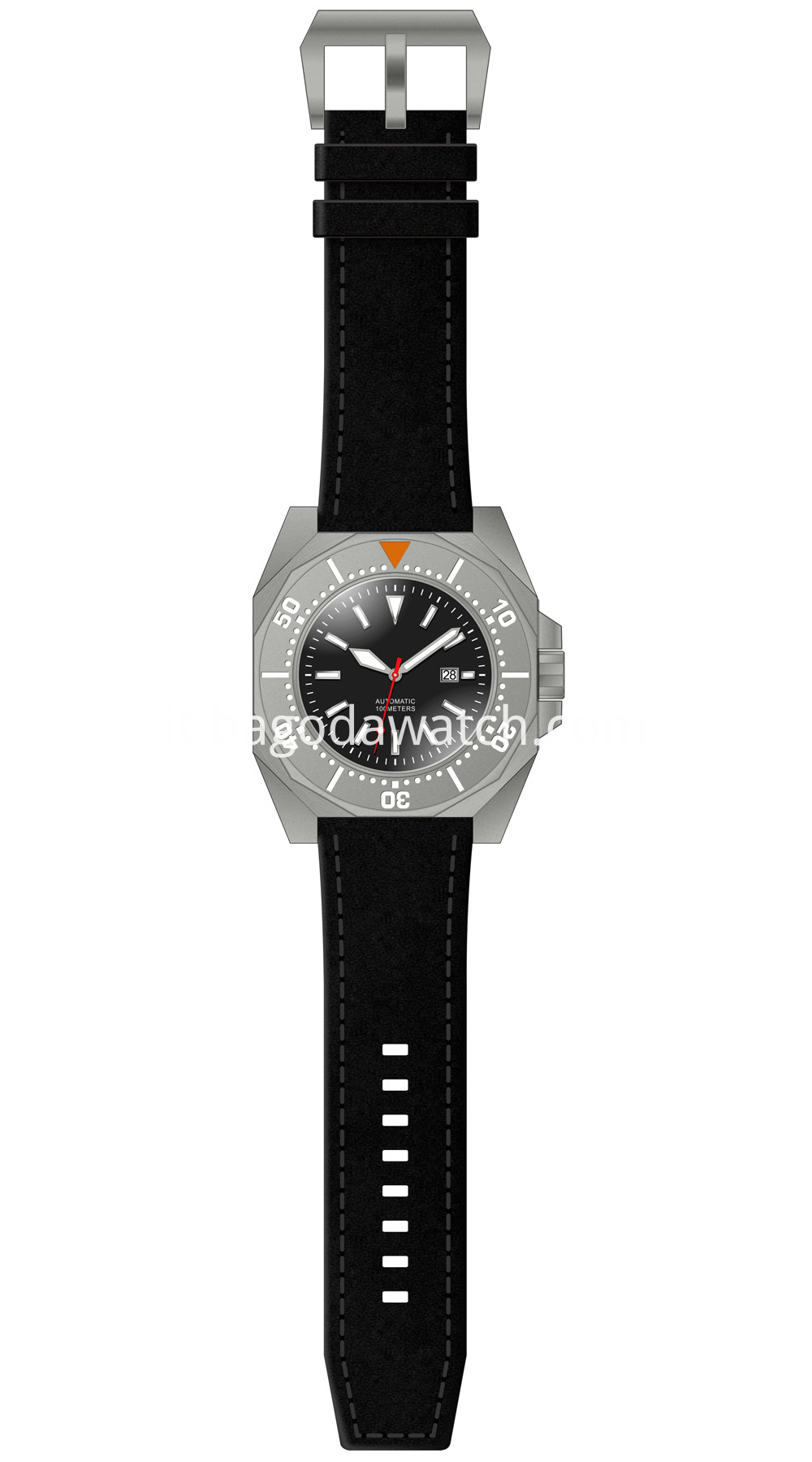 Titanium Watches Case