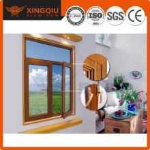 Good performance brown aluminum windows