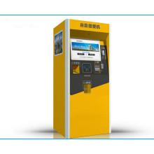Máquina expendedora de boletos para la recolección de tarifas