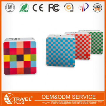 Novo produto Moda de alta qualidade Custom Design Usb Travel Charger Acessórios para celular