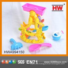 Beste Outdoor Spielzeug Plastik Sand Strand Spiel Set für Kinder
