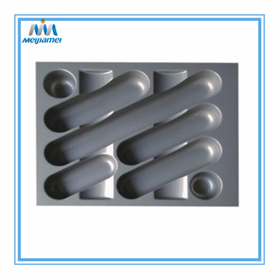 Eco-friendly Plastic Cutlery Tray for 400mm Cabinet