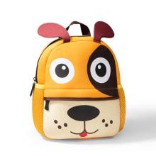 2021 New Style Kindergarten 3D Cartoon School Bags Children Animal Backpack for Kids