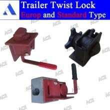 High quality container truck twist lock mechanism in hot sale