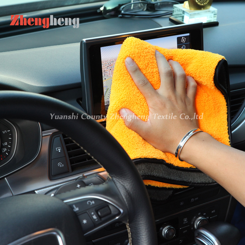 Car Cleaning Microfiber Towel (9)