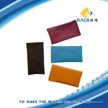 PU sunglasses leather pouch, PVC eyeglass pouch,leather glasses pouch