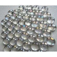 Lustre de poire, surface, plat, verre, marbre, décoration