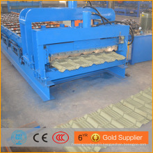 Cheap Price for Glazed tile roll forming machine