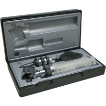 I-Otoscope ye-Fiber ne-Ophthalmoscope