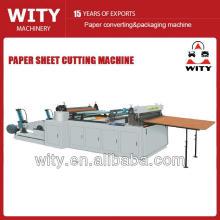 HQD Paper Sheet Cutting Machine