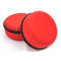 Wholesale red eva make up perfume bottle box with foam padding