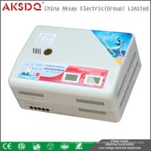 Heißer SVR 12KVA Wandmontierter AC Servo Motor Einphasen Automatischer Hausspannungsstabilisator für Computer