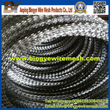 Low Price Concertina Razor Barbed Wire Finished Goods