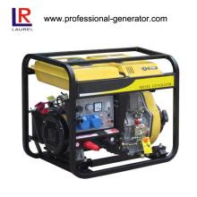 Gerador de diesel de soldagem portátil de 1.8kVA